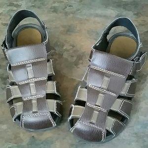 Size 1-1/2 kids Smartfit sandals